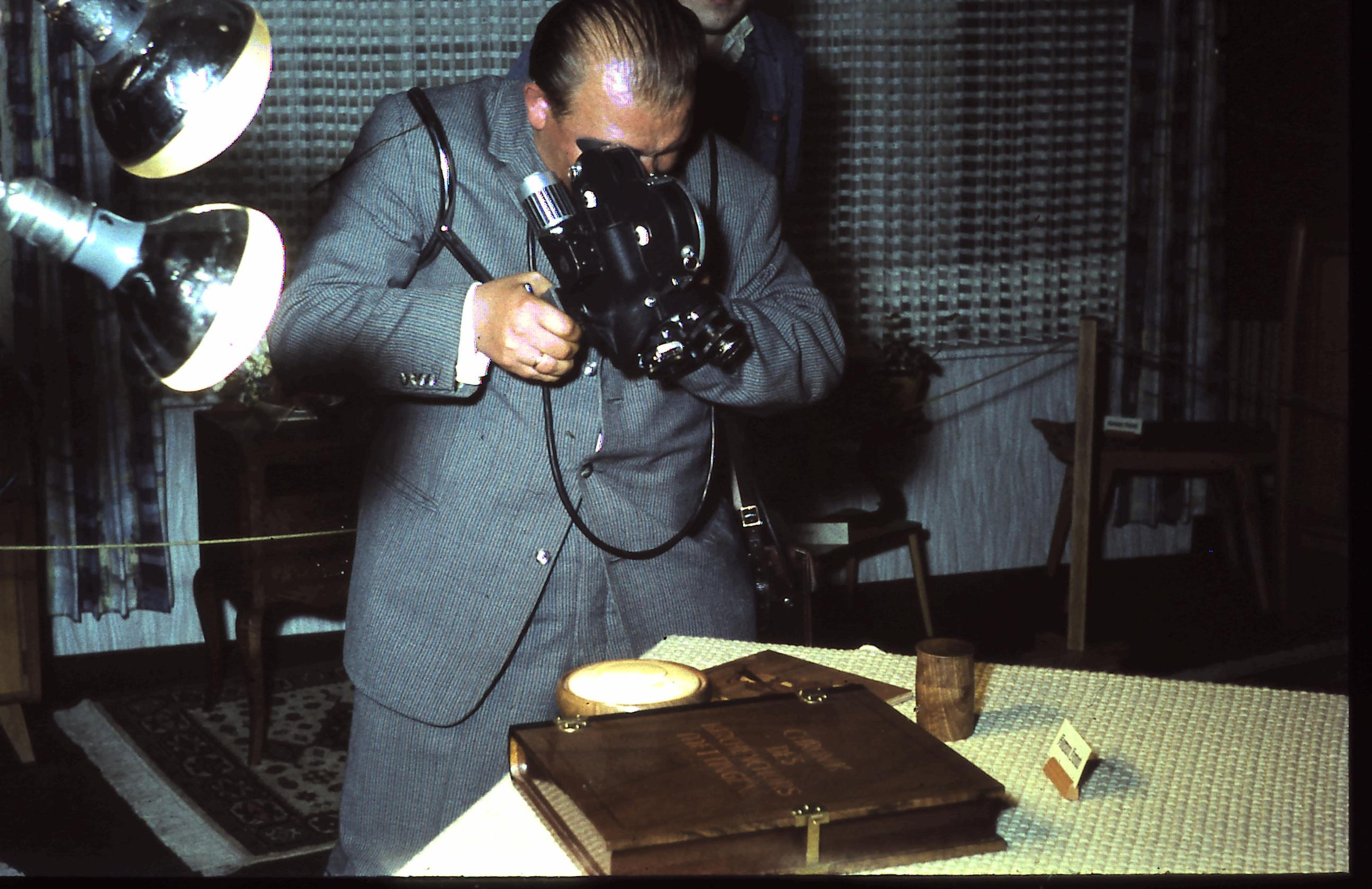 Handwerkerleistungsschau 1960