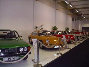 legendäre Automobile