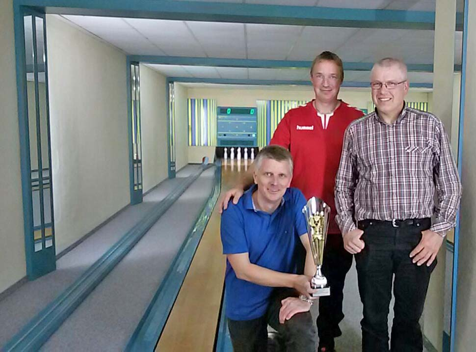Pokalsieger aus Mettingen 2017