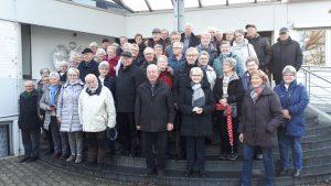 Die Teilnehmer 2019 im HLH in Günne