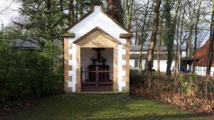 Prozessionskapelle bei Rählmann von 1850, an der Neuenkirchener Straße