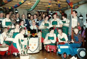 Kolpingkarneval 1980 mit dem Elferrat!
